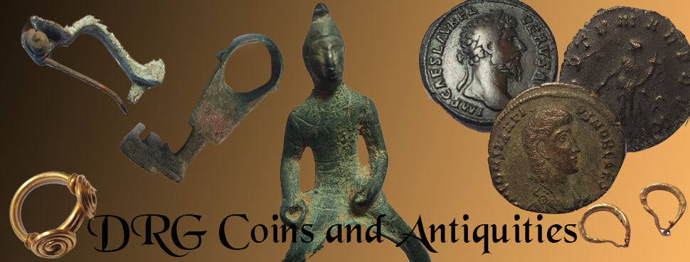 DRG Coins and Antiquities – DRG Coins and Antiquities
