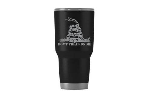 Aktiv30 Don't Tread On Me Tumbler