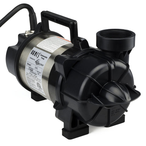 Pond Pumps and Accessories