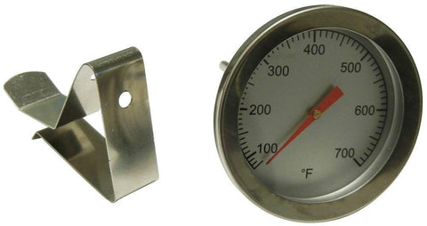 Music City Metals Grill Heat Indicator 00011