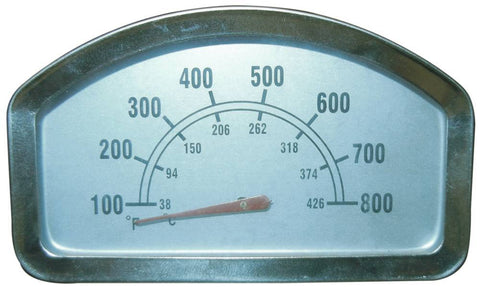 Music City Metals Grill Heat Indicator 00013