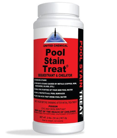 United Chemicals Pool Stain Treat - 2 lb