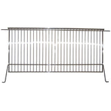 Music City Metals Chrome Steel Grill Warming Rack 02124