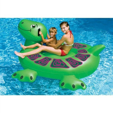 Giant Sea Turtle Swimming Pool Float