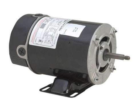 Motor, 2 hp, 2 Speed, 230V