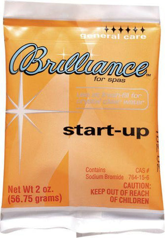 Brilliance for spas Start Up - 2 oz