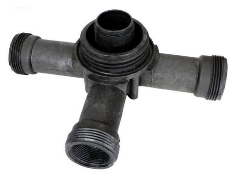 Piping - botttom w/check valve order w/locknut