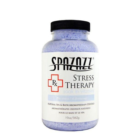 Spazazz RX Crystals Stress Therapy - 19 oz