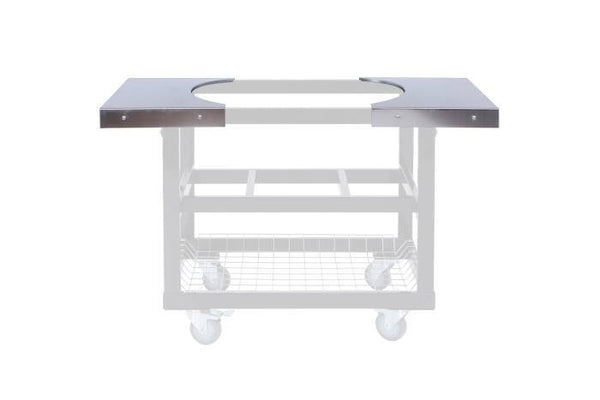 Primo Grills Stainless Steel Shelves for Cart | Oval Large 300 and Oval XL 400