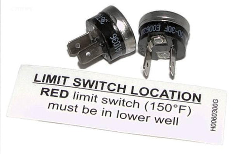 Laars High-Limit Switch Assembly Kit - Includes 1 of Each