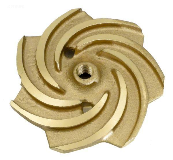 Impeller, 1-1/2 HP