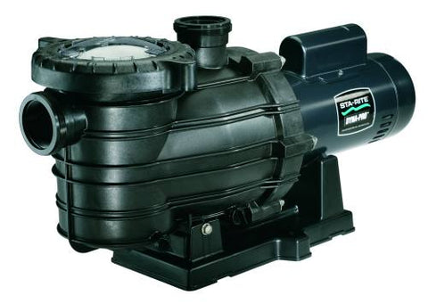 Sta-Rite Dyna-Pro Standard Efficient Single Speed Up Rated Pool Pump - 1 HP