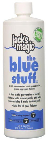 Jack's Magic Metal Solution Too The Blue Stuff - 1 qt - Yardandpool.com