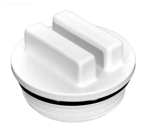 "1.5"" Raised Winter Plug MPT w/ O-Ring - Yardandpool.com"