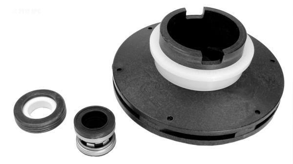 Impeller for 3/4 hp, w/Impeller Ring, Seal Assembly  (a)