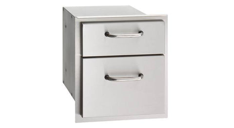 "American Outdoor Grill Double Storage Drawer - 16"" x 15"""