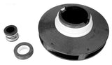 Impeller for 3 hp, w/Impeller Ring, Seal Assembly  (a)