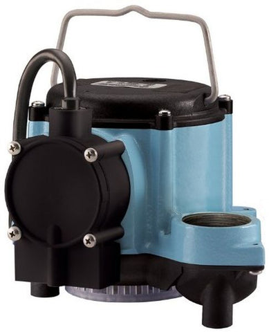 Little Giant Automatic Big John Submersible Sump Pump 8 Series 8CIA
