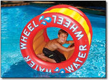 The Water Wheel Pool Float