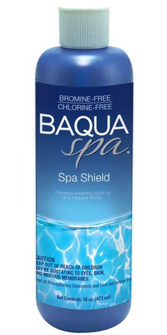 Baqua Spa Chemicals - Spa Shield