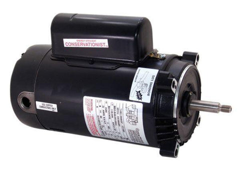 Motor 1-1/2 hp, 2 Speed, 230V