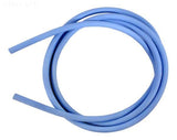 "16"" Feed Hose, 3rd Sect., Light Blue, Soft"