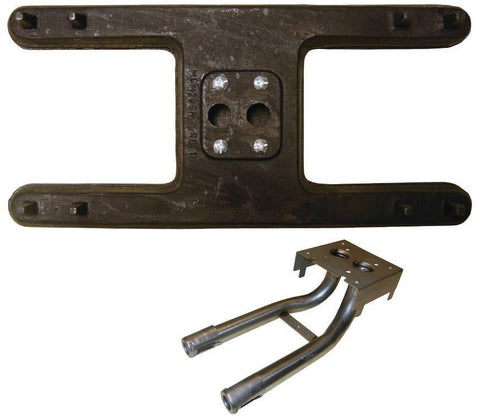 Music City Metals Cast Iron Grill Burner 20502-74752