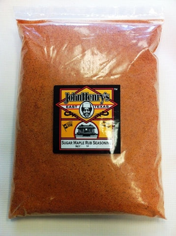 John Henrys Sugar Maple Rub 5lb