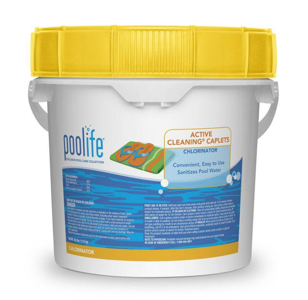 Poolife Active Cleaning Caplets