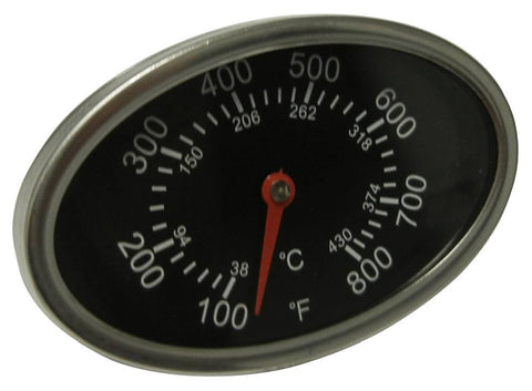 Music City Metals Grill Heat Indicator 22551