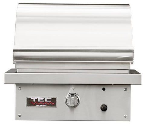 "TEC 26"" Built-In Sterling Patio FR Infra-Red Gas Grill"