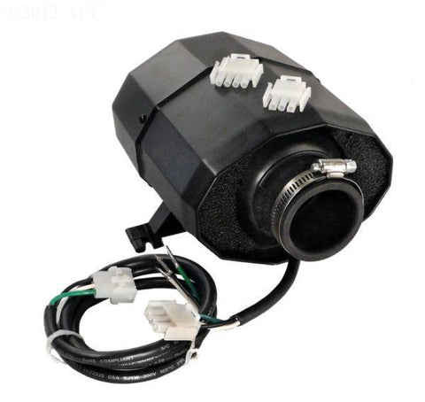 "Air Blower 1 HP 240V 48"" Cord - Yardandpool.com"