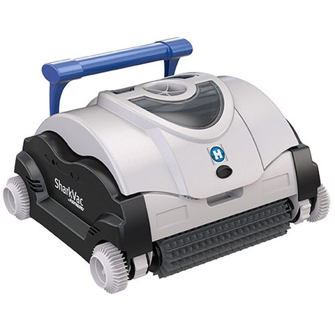 Hayward SharkVAC Robotic Pool Floor Cleaner with Caddy