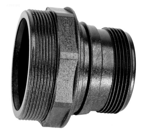 Bulkhead Fitting, Noryl