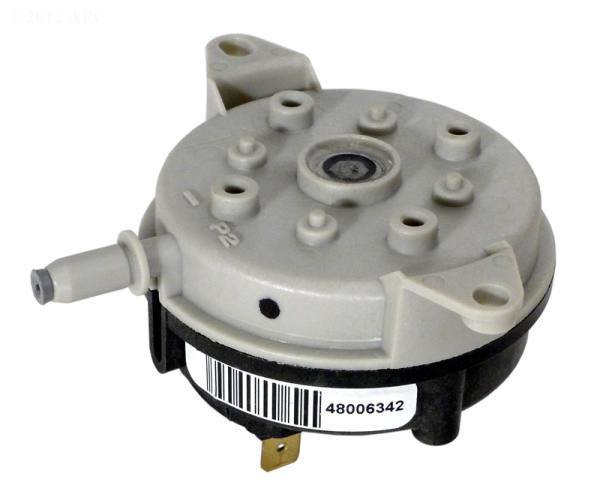 Air Pressure Switch, 0-4000', 400