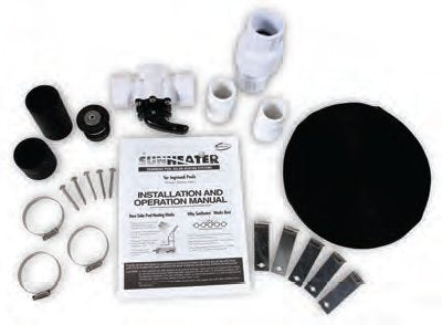 SunHeater System Kit for S601P Solar Heating System