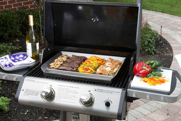 Euro-Q Grill Top Griddle