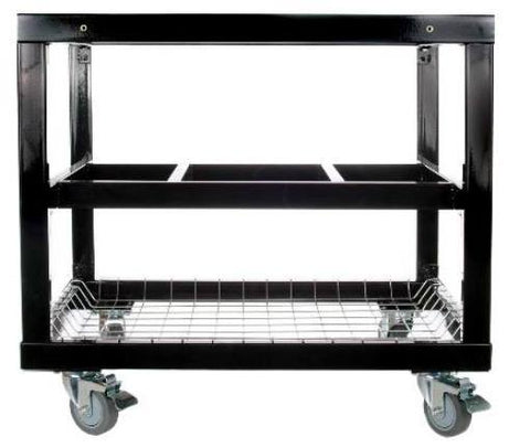 Primo Grills Cart w/ Basket for Oval Large 300 and Oval XL 400 Grill - Yardandpool.com