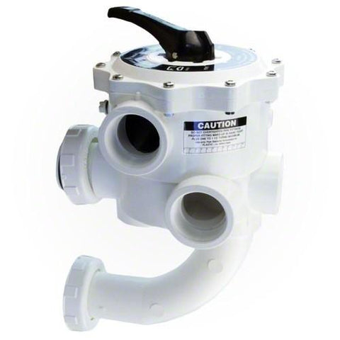 "Pentair 2"" Threaded Side Mount Multiport Valve Triton Sand and Quad DE - Yardandpool.com"
