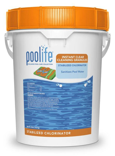 Poolife Instant Clear Cleaning Granules