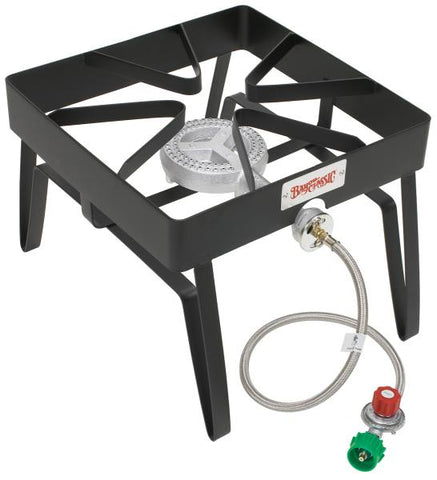 "Bayou Classic 16"" Outdoor Patio Stove"