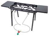 Bayou Classic Dual Burner Outdoor Patio Stove