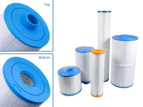 Swimming Pool & Spa Replacement Filter Cartridge 125 Sq Ft 22507 | C8326 | PSD1252000 | FC2780 - Yardandpool.com