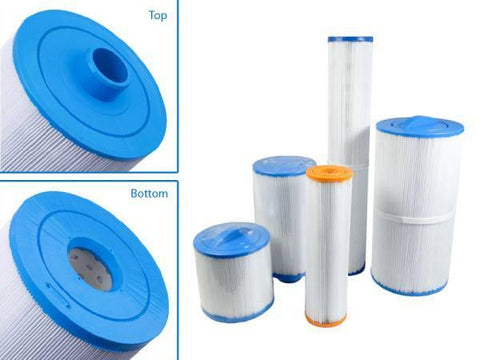 Swimming Pool & Spa Replacement Filter Cartridge 40 Sq Ft 14003 | C7442 | PA40 | FC1228