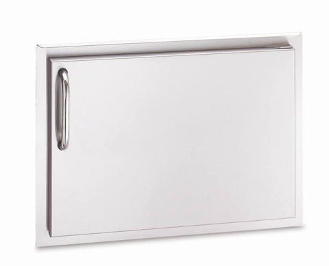 "American Outdoor Grill Single Access Door Left Hand Open - 14"" x 20"" - Yardandpool.com"