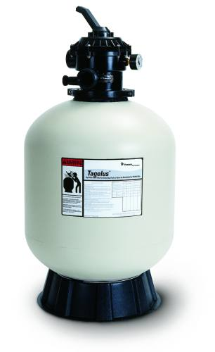 Pentair Tagelus Top Mount Pool Sand Filter - 24.5""