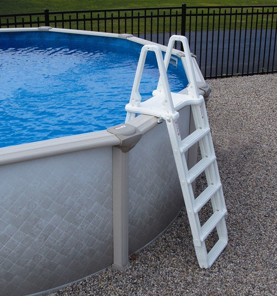 Confer Evolution A-Frame Above-Ground Pool Ladder