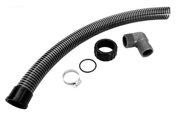 "Quick connect hose assy, 20"" filter"
