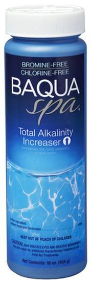 Baqua Spa Chemicals - Total Alkalinity Increaser 16 oz