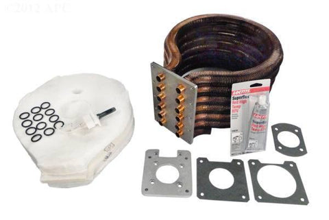 Tube Sheet Coil Assembly Kit, Natural Gas/Propane, SR400